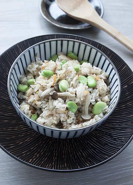 塩昆布炊飯 - 3