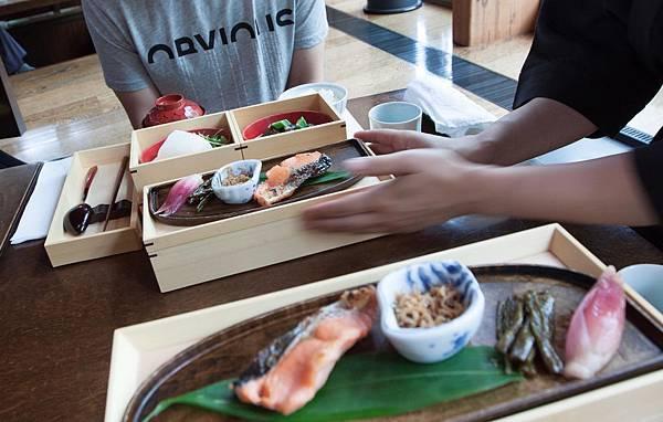 HOSHINOYA Meals - 15