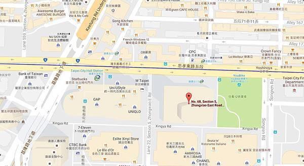 Morton's Taipei