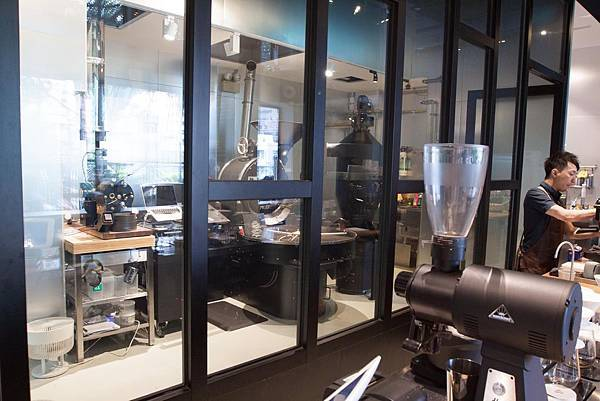 The Cupping Room Roastery - 1