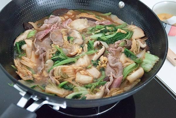 泡菜牛肉燴飯 - 3