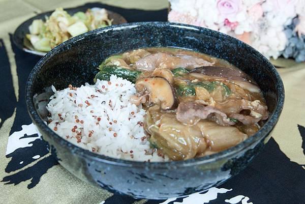 泡菜牛肉燴飯 - 2