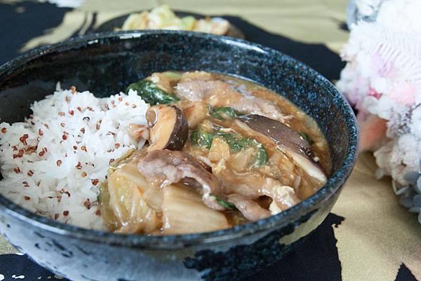 泡菜牛肉燴飯 - 1