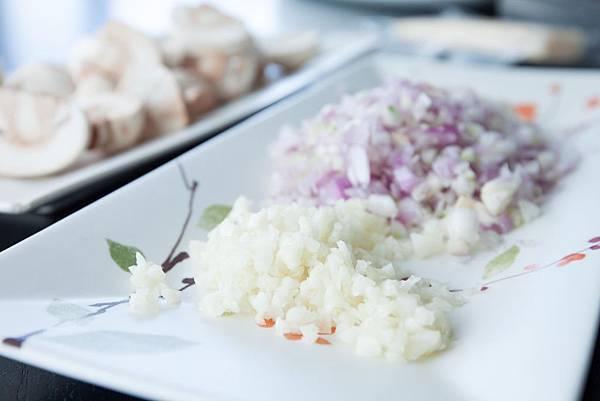 白醬雞肉義大利麵 - 4