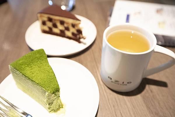 Lady M晶華專櫃/azie grand café - 1
