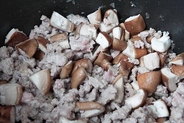 香菇肉燥飯 - 5
