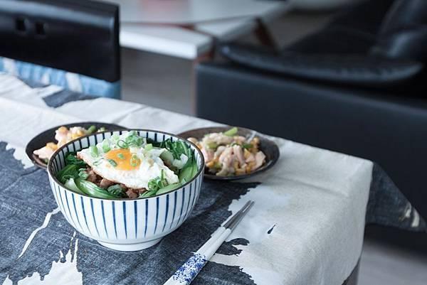 香菇肉燥飯 - 1
