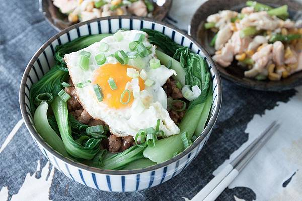 香菇肉燥飯 - 6