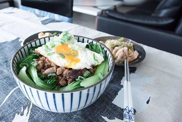 香菇肉燥飯 - 2