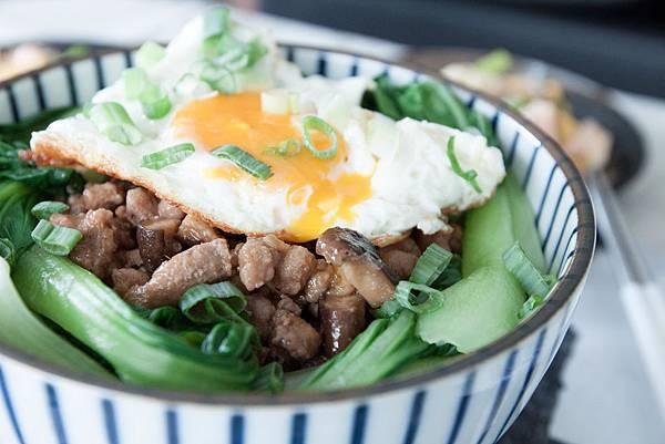 香菇肉燥飯 - 3