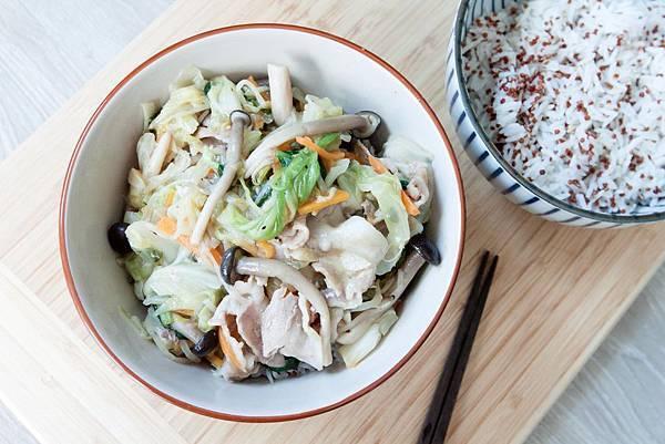 野菜丼 - 6