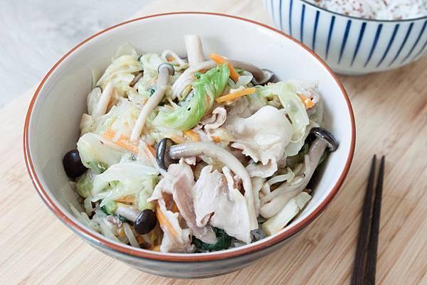 野菜丼 - 5