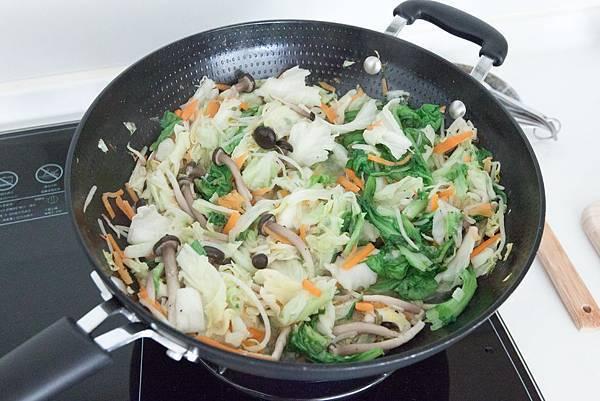 野菜丼 - 3