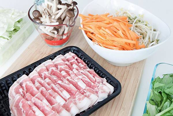 野菜丼 - 1