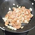 茶油剝皮辣椒炒雞丁 - 3