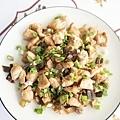 茶油剝皮辣椒炒雞丁 - 4