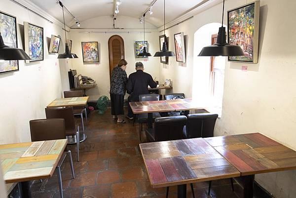 牧師樓古蹟庭園咖啡 - 16