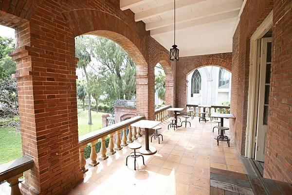 牧師樓古蹟庭園咖啡 - 9