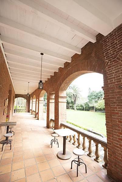 牧師樓古蹟庭園咖啡 - 5