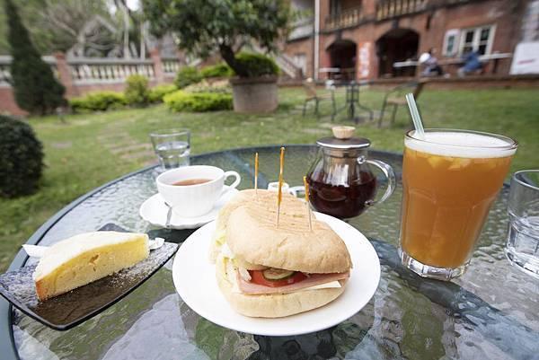 牧師樓古蹟庭園咖啡 - 2