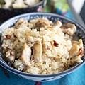 麻油糯米雞飯 - 2