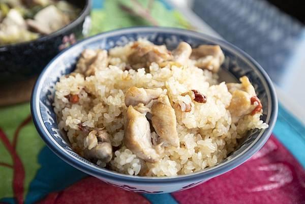 麻油糯米雞飯 - 1