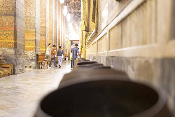 Bangkok Wat Pho - 5