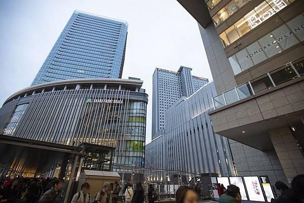 Hotel Hankyu Respire Osaka - 31