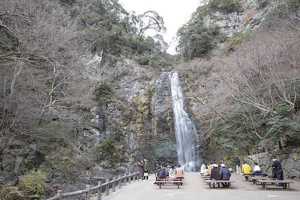 大阪近郊箕面瀑布 - 10