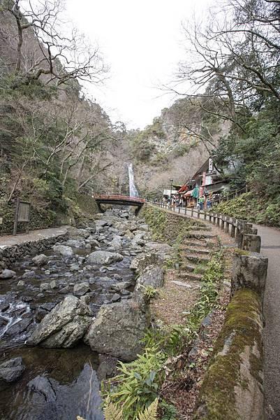 大阪近郊箕面瀑布 - 11