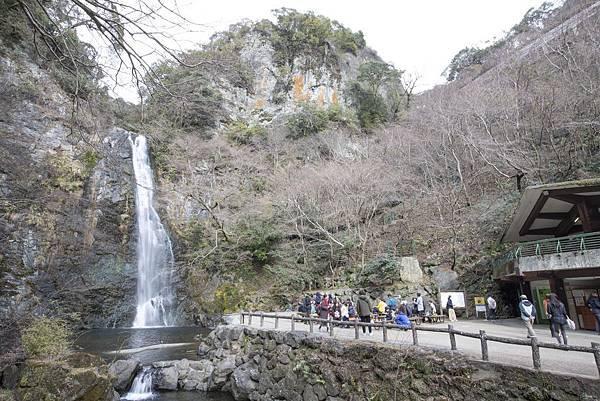 大阪近郊箕面瀑布 - 9