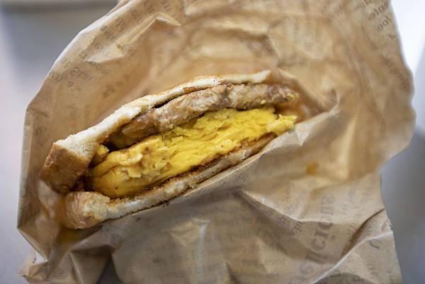 伍梗肉蛋吐司 - 5