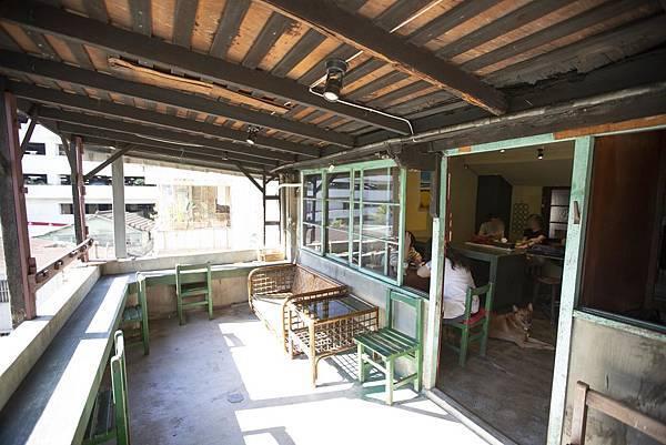 樓梯好陡老屋咖啡 - 12