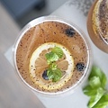 藍莓薄荷檸檬氣泡飲 - 3