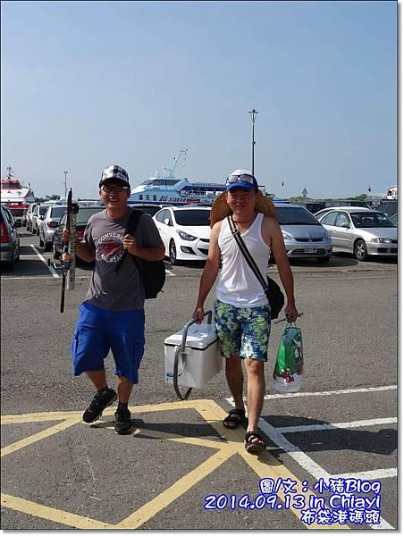 來自台灣的觀光客