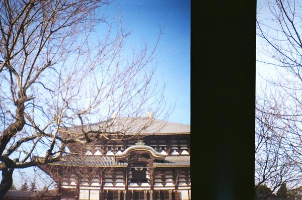 東大寺本殿