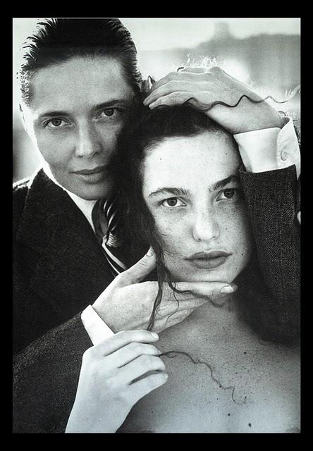 Isabella Rossellini伊莎貝拉.羅塞里尼 & Tatiana Von Furstenberg.jpg