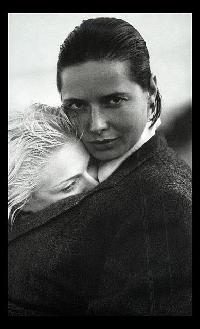 Isabella Rossellini伊莎貝拉.羅塞 英格麗.褒曼Ingrid 女兒Bergman里尼.jpg