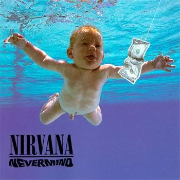 Nirvana- Nevermind