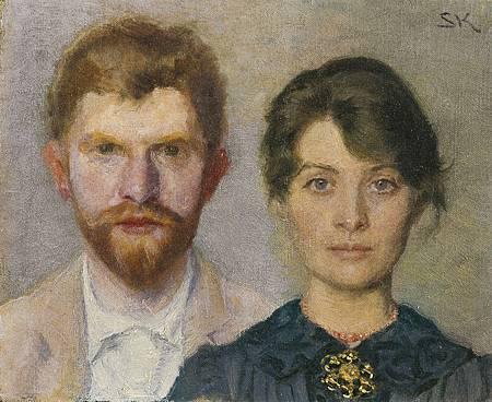 Dobbeltportræt_af_Marie_og_P.S._Krøyer