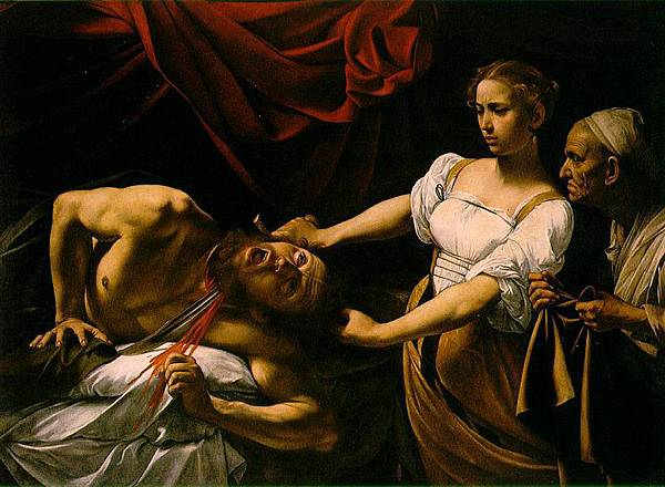 朱蒂斯斬殺敵將Judith Beheading Holofernes