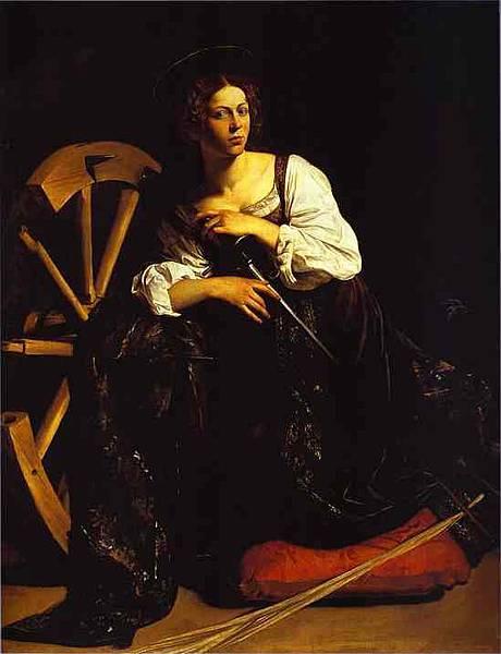 亞歷山大港的聖凱瑟琳 Saint Catherine of Alexandria
