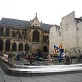 fountain with Nana's work.jpg
