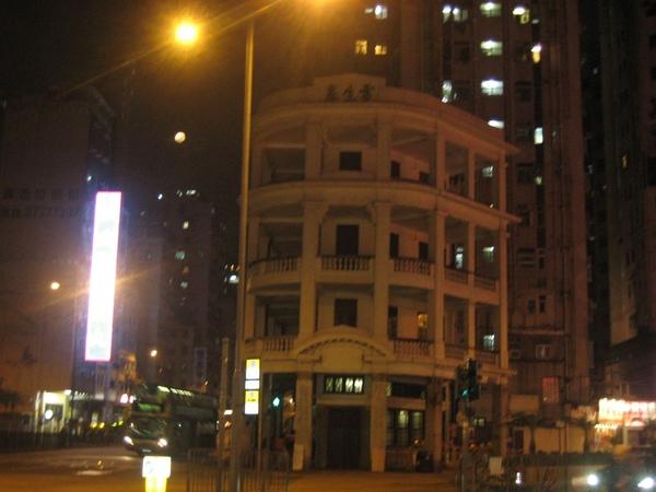 一棟有名的老建築
