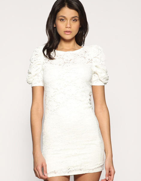 asos  puff shoulder lace dress 2.jpg