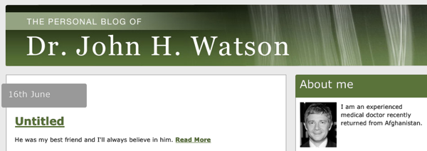 Dr.JohnWatson