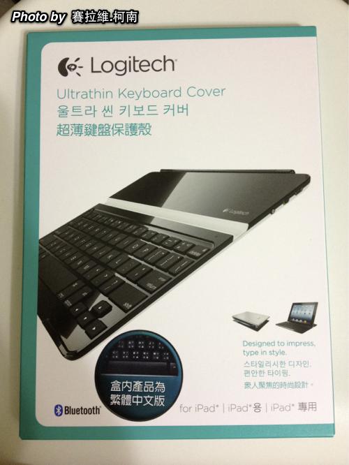 LogitechiPadCover