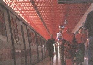 新加坡高運量捷運