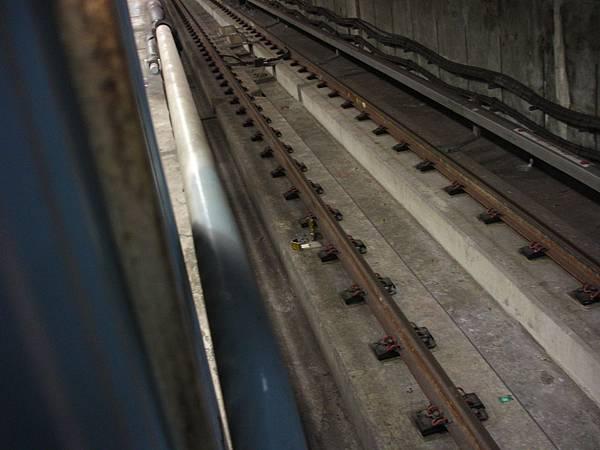 G11上層月台