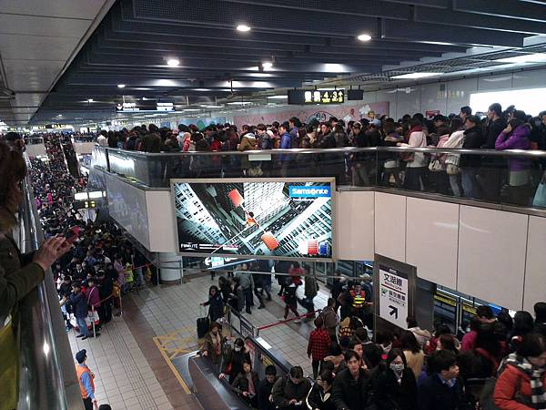 BL10實況_2014-2-12下行列車異常